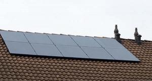 Nijmegen - Eging 2,6 kWp met Omnik centrale omvormer